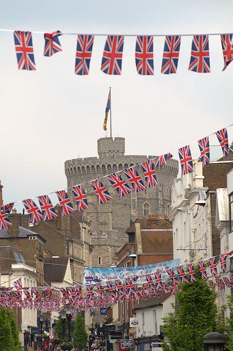 jubilee at Windsor castle