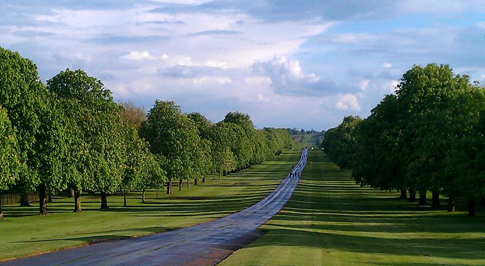 the long walk windsor