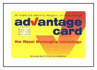 Windsor Advantage Card
