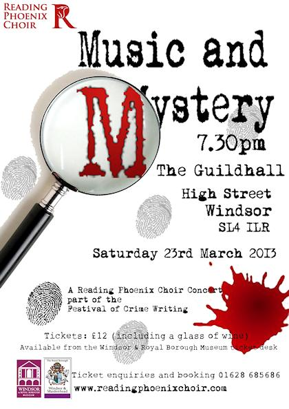 Music & Mystery at Guildhall