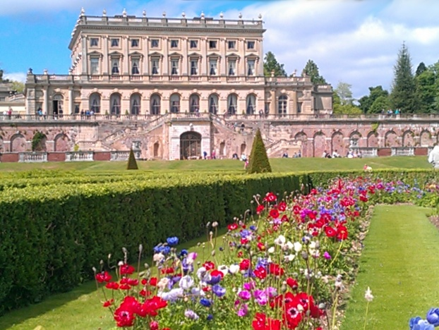 cliveden in summer