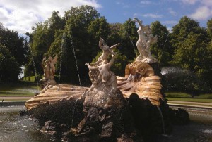 Cliveden House Fountain
