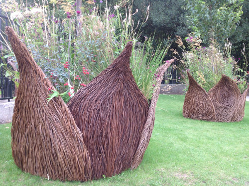 Woven Willow Planter Windsor