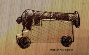 windsor mini cannon