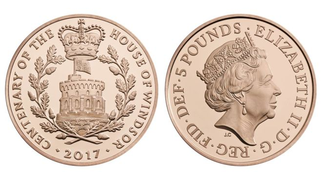windsor coin