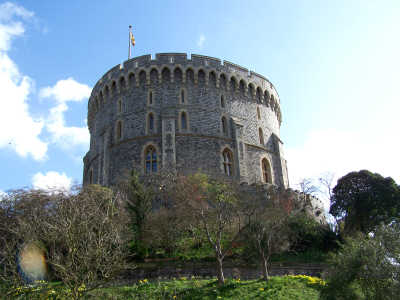 windsor round tower