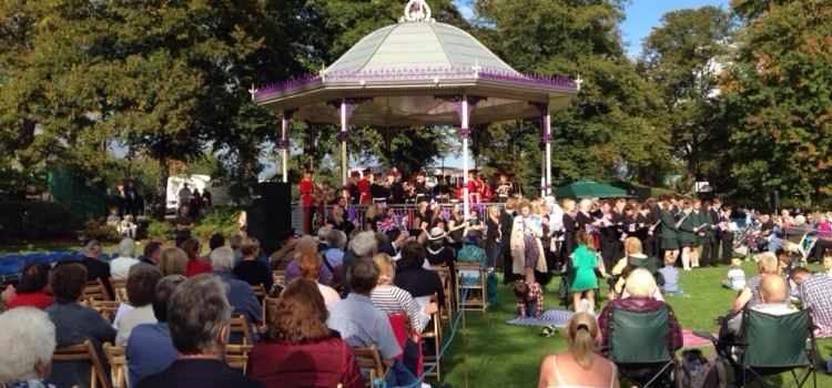 Bandstand Opening Concert