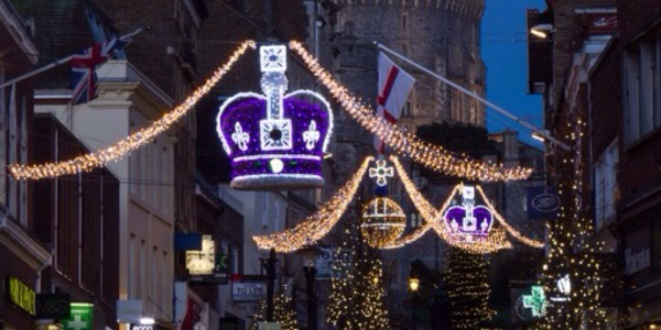Christmas in Windsor 2015