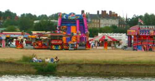 Summer Funfair Now Open